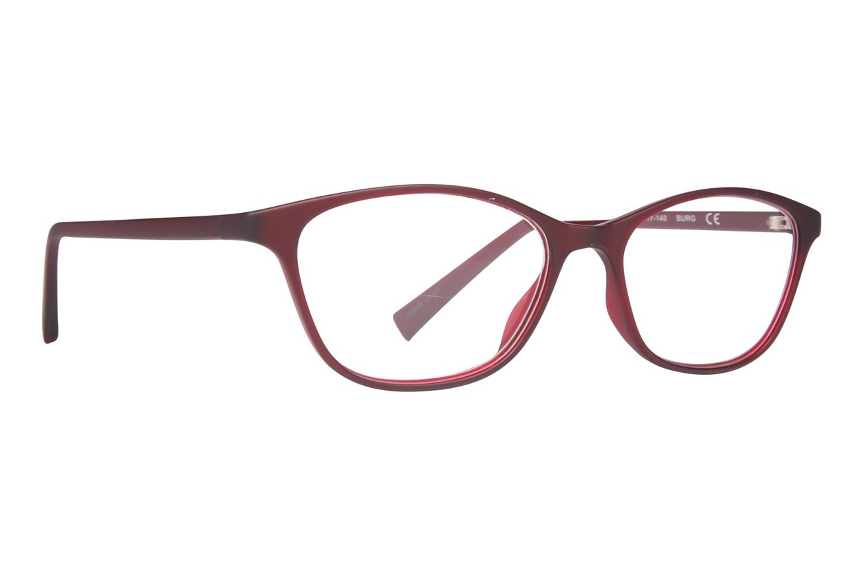Conscious Eyez Louisa Reading Glasses Red