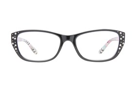 Sydney Love SLR437 Reading Glasses Black