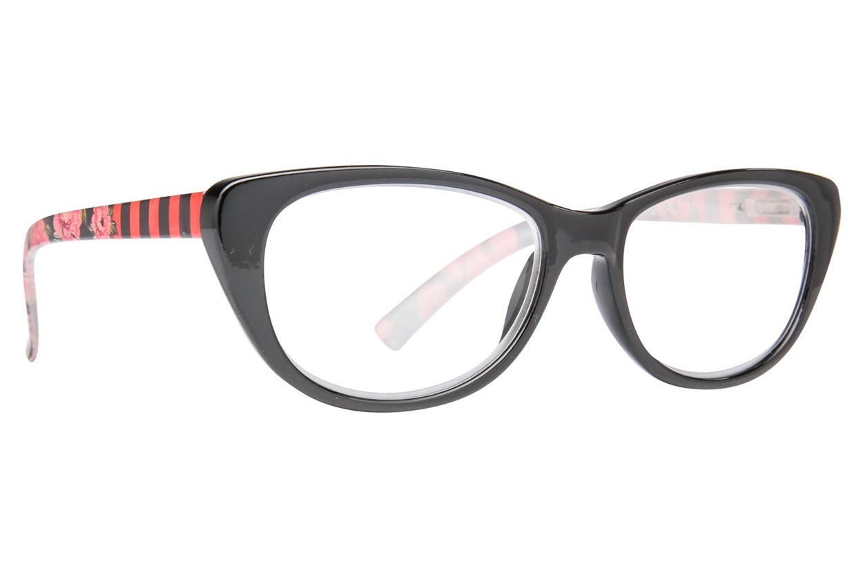 Sydney Love SLR674 Reading Glasses ReadingGlasses - Black