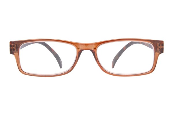 Evolutioneyes EY8354Z Reading Glasses ReadingGlasses - Brown