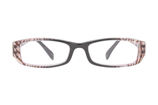 Evolutioneyes EY8512 Reading Glasses Brown ReadingGlasses