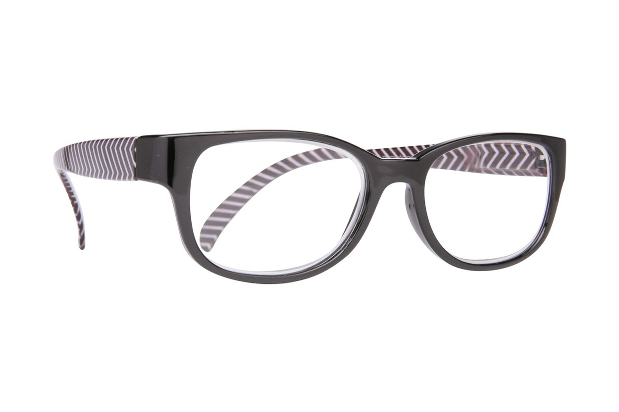 Evolutioneyes EY833Z Reading Glasses Black ReadingGlasses