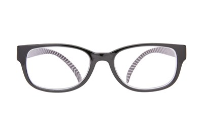 Evolutioneyes EY833Z Reading Glasses Black