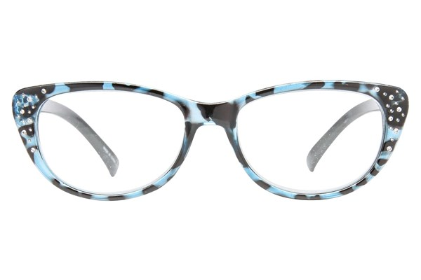 Max Edition MER5 Reading Glasses Blue ReadingGlasses