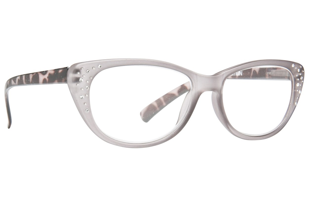 Max Edition MER5 Reading Glasses Gray