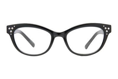 Max Edition MER2172 Reading Glasses Black