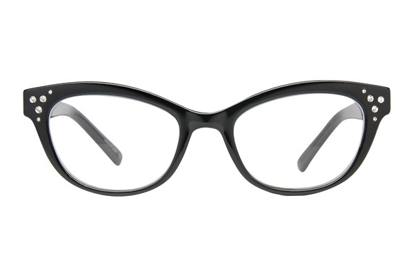 Max Edition MER2172 Reading Glasses ReadingGlasses - Black
