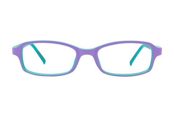 Paw Patrol PP01 Purple Eyeglasses