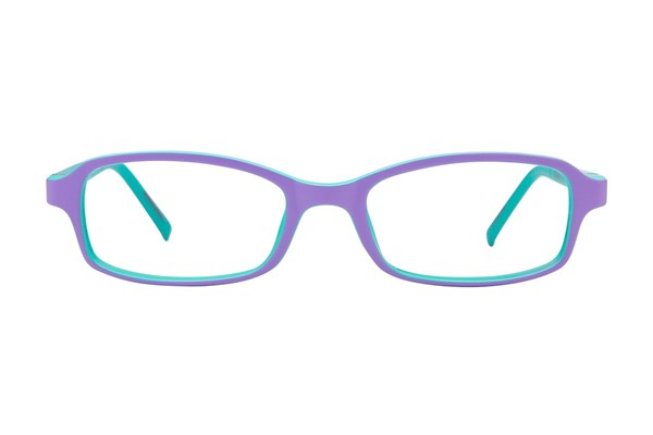 Paw Patrol PP01 Purple Eyeglasses