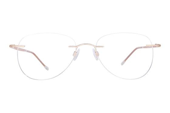 Invincilites Sigma M Tan Eyeglasses