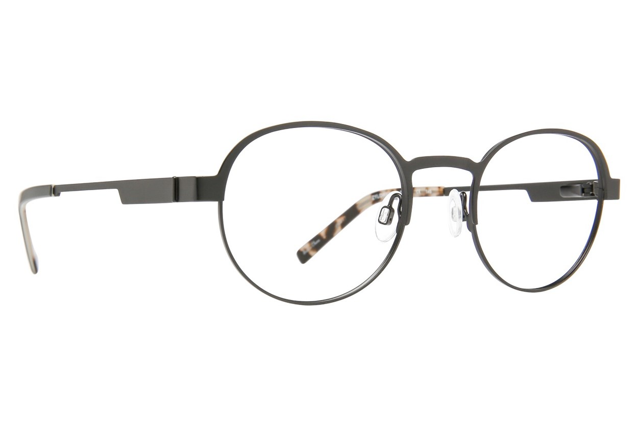 Randy Jackson RJ 1074 Black Eyeglasses