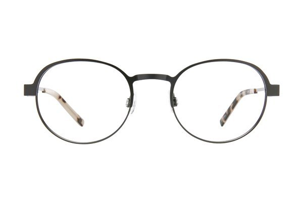 Randy Jackson RJ 1074 Black Eyeglasses