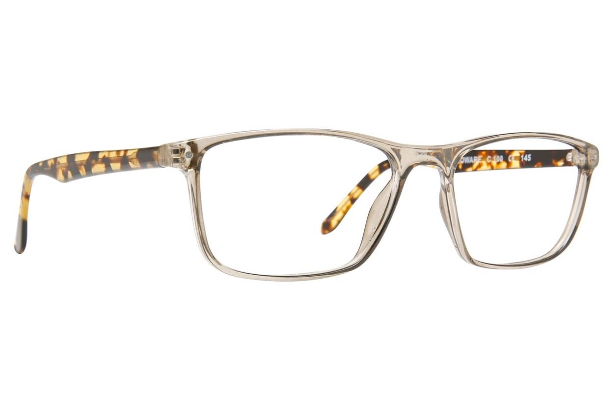 Randy Jackson RJ 3036 Gray Eyeglasses