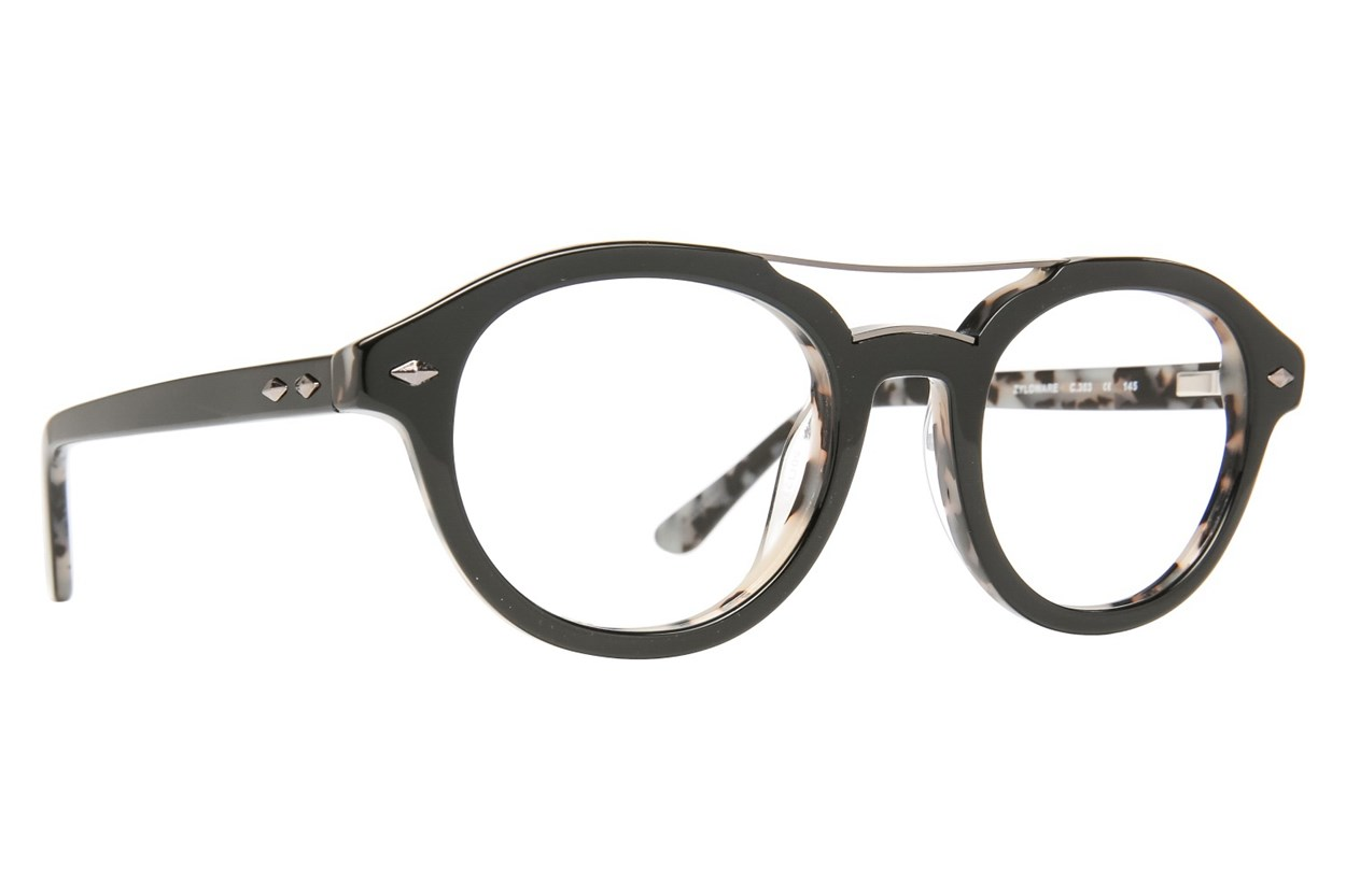 Randy Jackson RJ X131 Black Eyeglasses