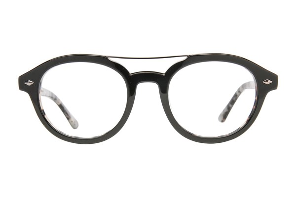 Randy Jackson RJ X131 Eyeglasses - Black