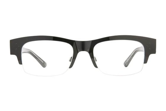 Randy Jackson RJ X125 Black Eyeglasses