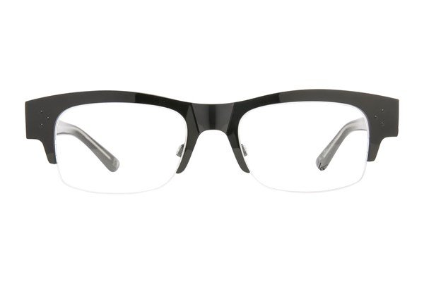 Randy Jackson RJ X125 Black Eyeglasses