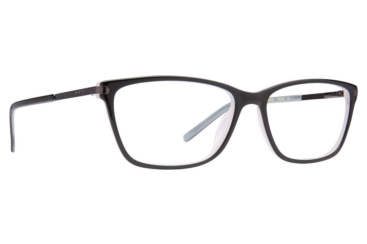 Via Spiga Simonetta Black Eyeglasses