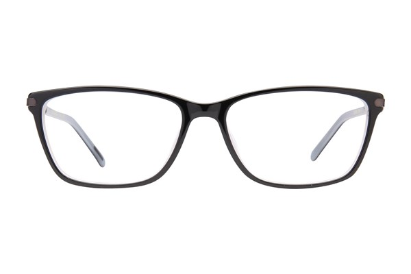 Via Spiga Simonetta Black Eyeglasses