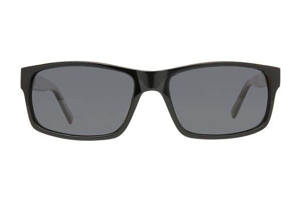 Randy Jackson RJRU S 911P Sunglasses - Black