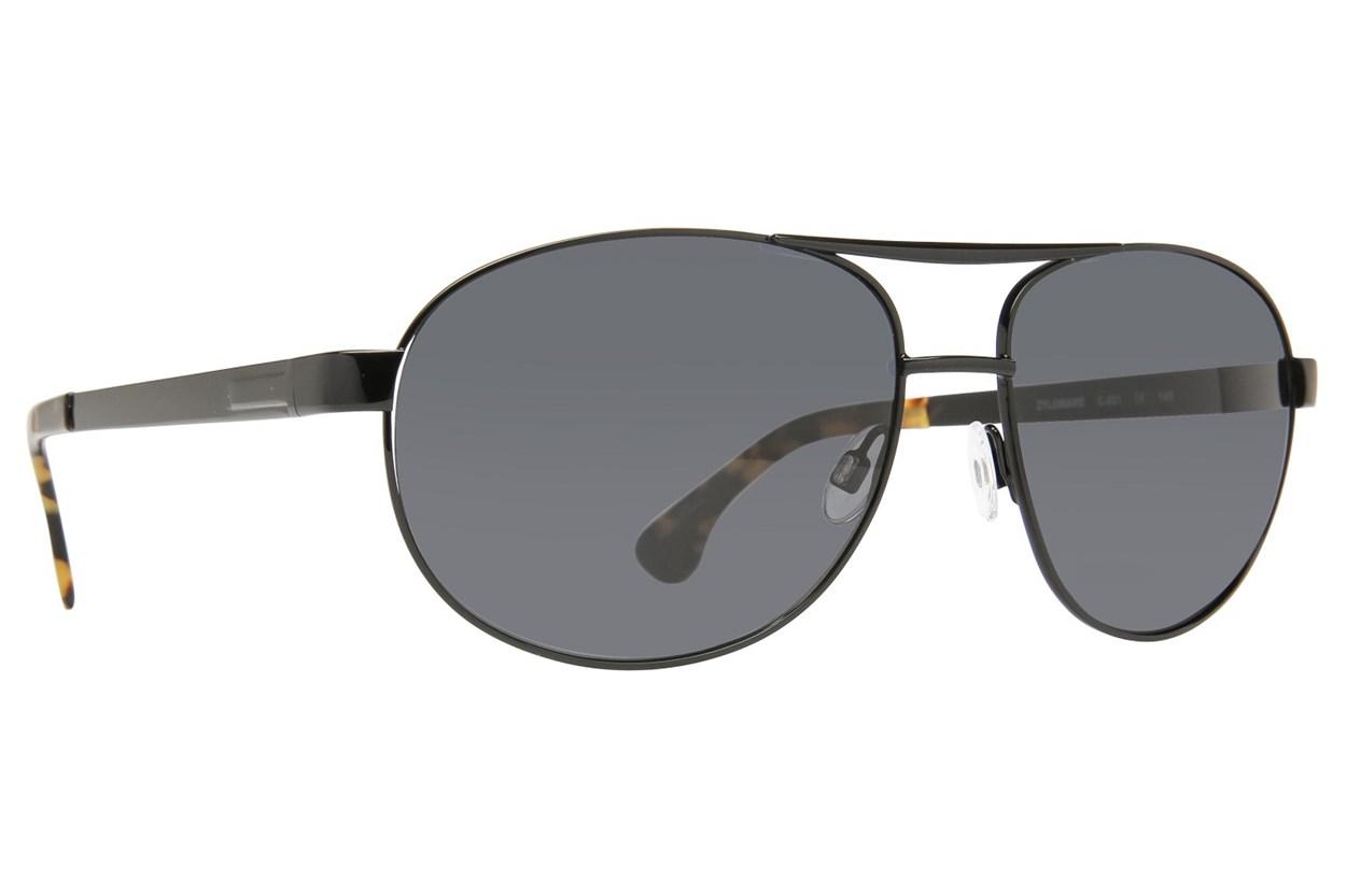 Randy Jackson RJRU S 917 Black Sunglasses
