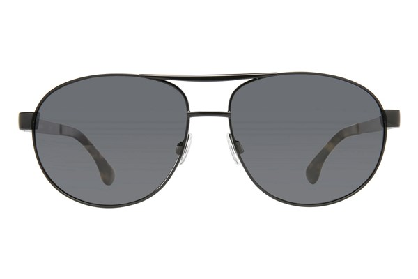 Randy Jackson RJRU S 917 Black Sunglasses