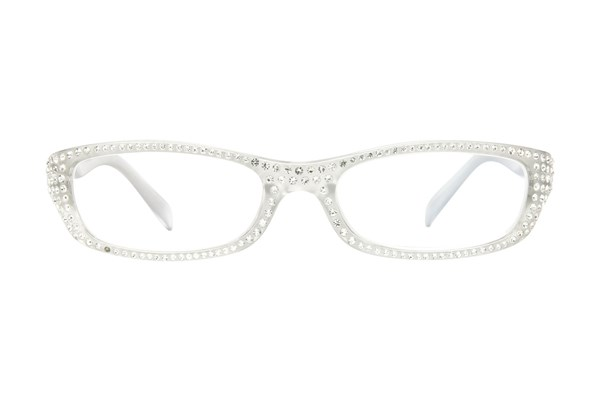 Eye Candy Sophisticated Specs Reading Glasses Clear ReadingGlasses