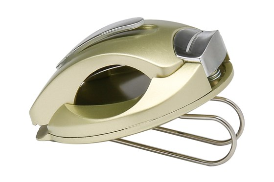 I Heart Eyewear Metallic Visor Clips Gold OtherEyecareProducts