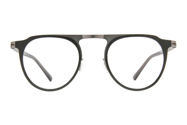 Randy Jackson RJ X130 Black Eyeglasses