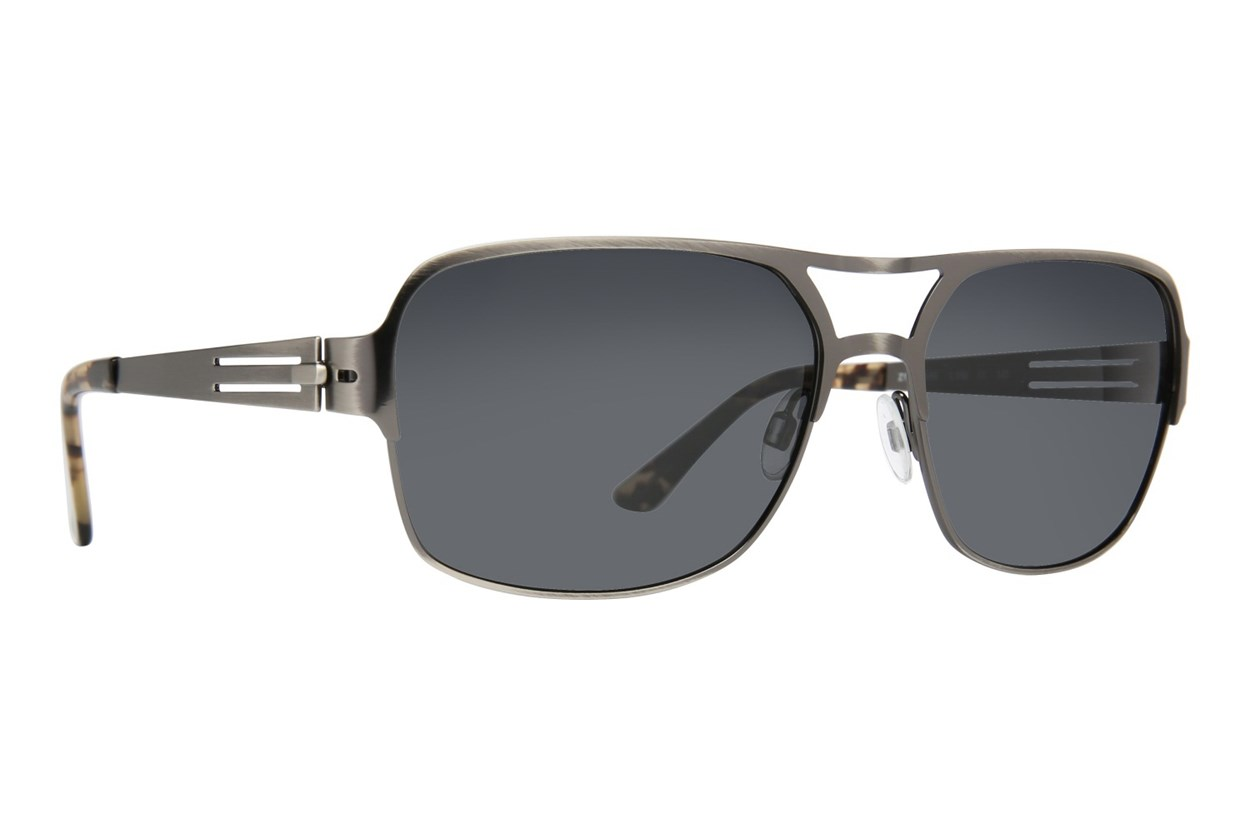Randy Jackson RJRU S 916 Sunglasses - Gray