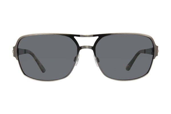 Randy Jackson RJRU S 916 Gray Sunglasses
