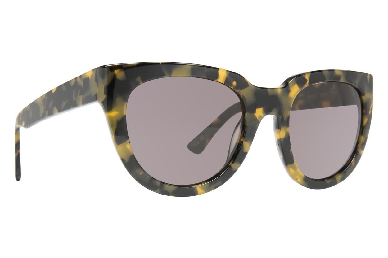 Leon Max Bianca Tortoise Sunglasses