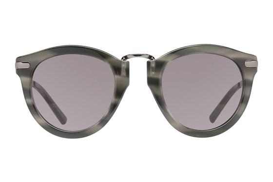 Leon Max Lily Gray Sunglasses