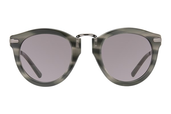 Leon Max Lily Sunglasses - Gray