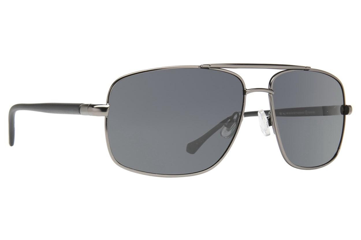 M By Max Studio MX2142 Gray Sunglasses
