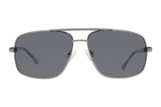 M By Max Studio MX2142 Gray Sunglasses