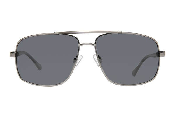 M By Max Studio MX2142 Sunglasses - Gray