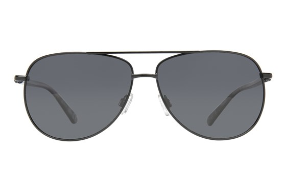 M By Max Studio MX4437 Black Sunglasses