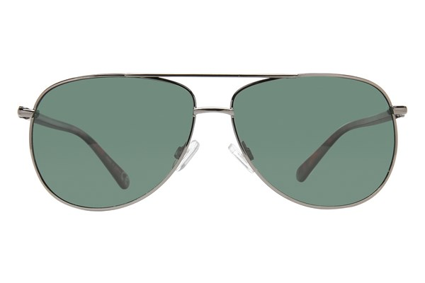 M By Max Studio MX4437 Gray Sunglasses