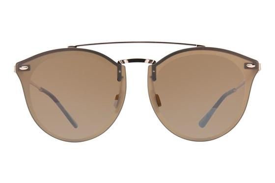 Leon Max Wade Gold Sunglasses