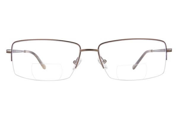 John Raymond Shank Reading Glasses Gray ReadingGlasses