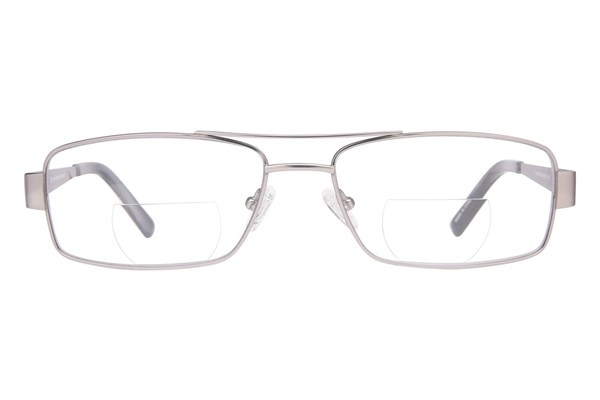 John Raymond Iron Reading Glasses Gray ReadingGlasses
