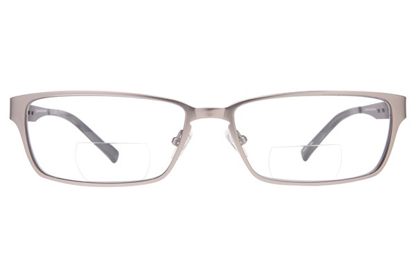 John Raymond Push Reading Glasses Gray ReadingGlasses