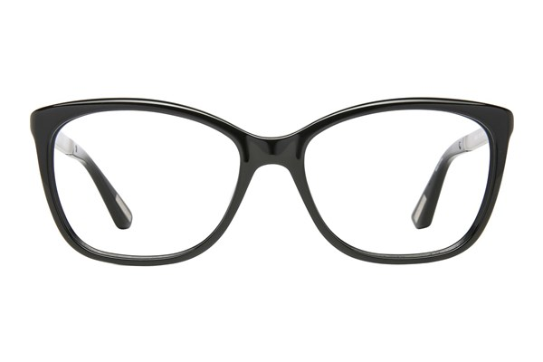 GUESS By Marciano GM 0281 Black Eyeglasses