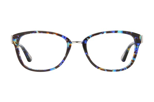 GUESS By Marciano GM 0286 Blue Eyeglasses