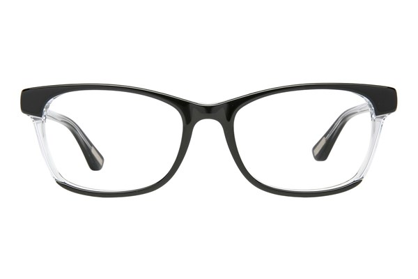 GUESS By Marciano GM 0288 Black Eyeglasses