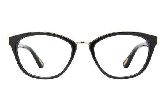 GUESS By Marciano GM 0302 Black Eyeglasses