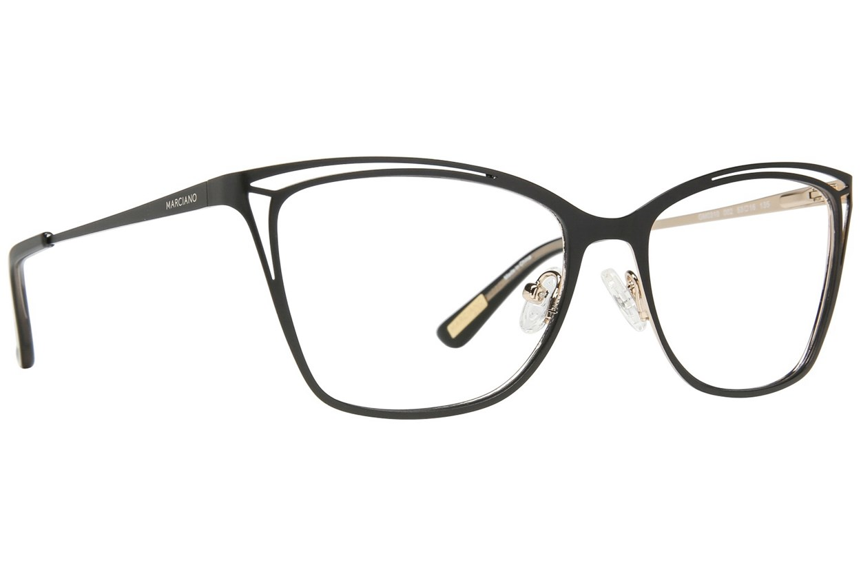 GUESS By Marciano GM 0310 Black Eyeglasses