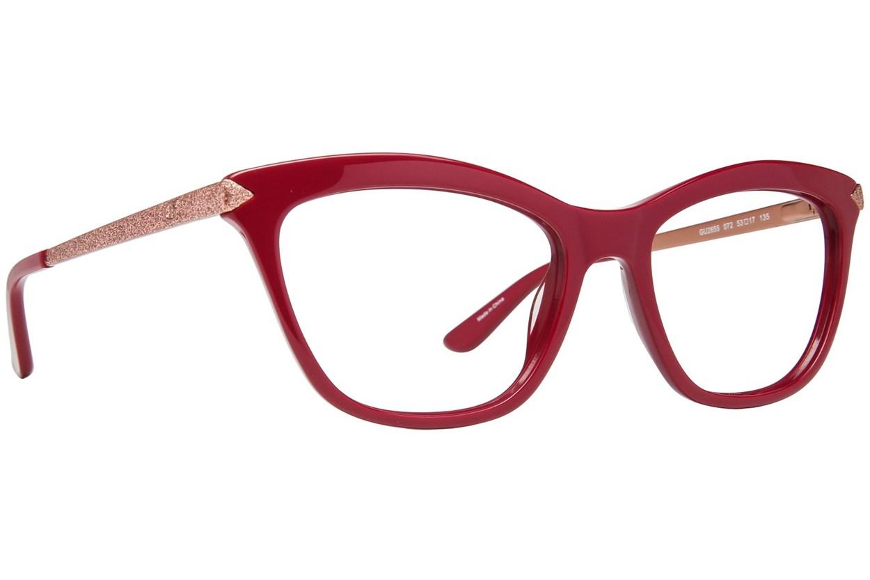 GUESS GU 2655 Pink Eyeglasses