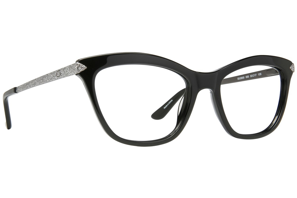 GUESS GU 2655 Black Eyeglasses